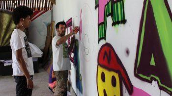 Permalink auf:Graffiti mit Loomit